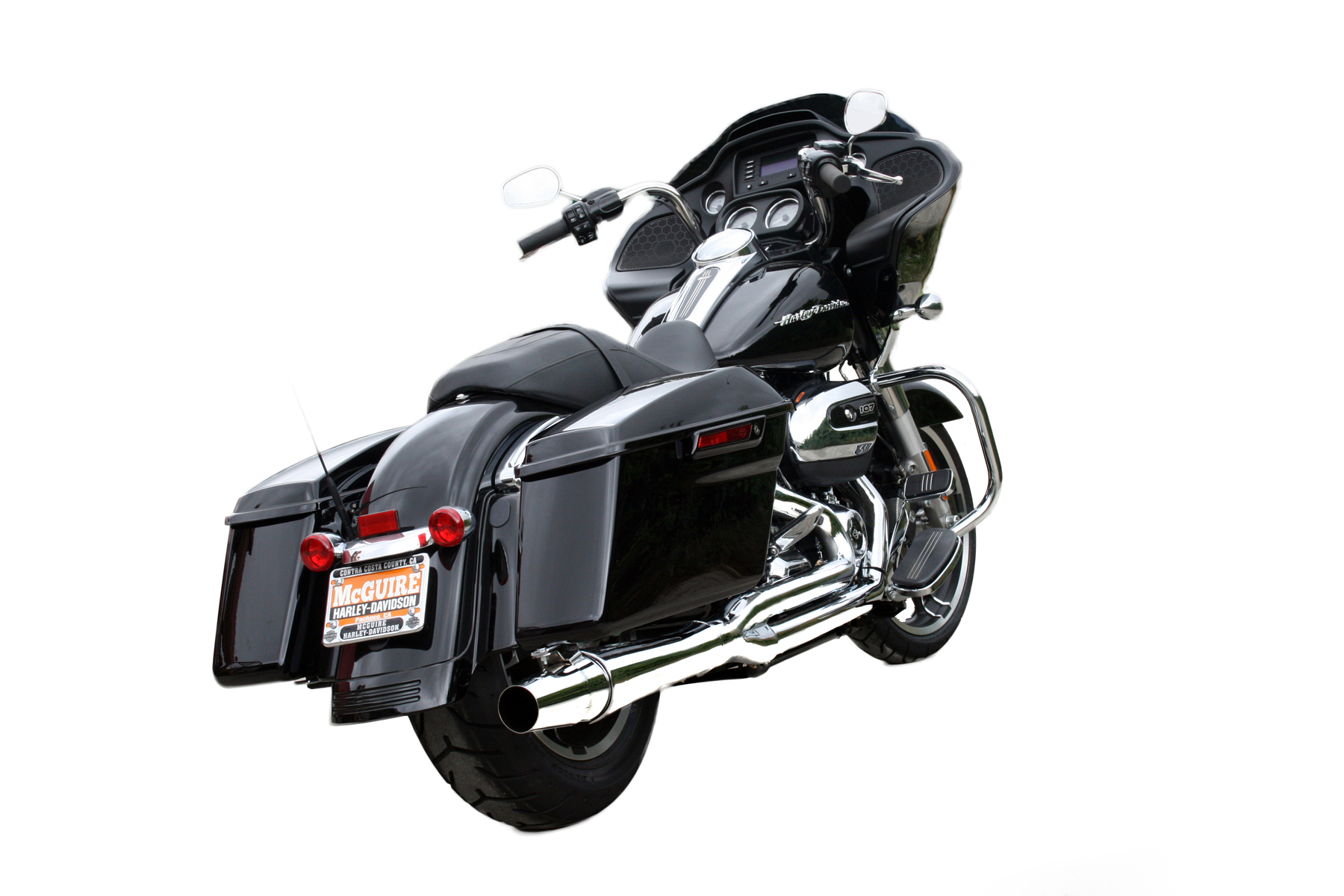 X-series Exhaust for Harley