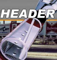 Thunderheader X-series Exhaust
